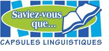 Les capsules linguistiques Logo