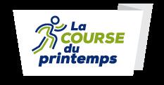 La course du printemps Logo