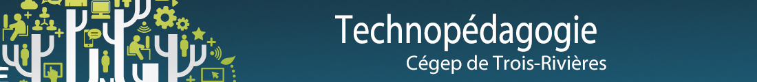 Technopédagogie Logo