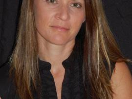 L'enseignante et auteure Mélanie Beaubien