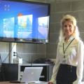 Johanne Thibeault, enseignante de Langues et conceptrice du programme MIROIR