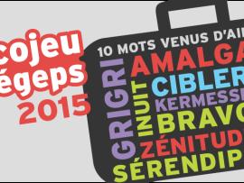 Francojeu des cégeps 2015