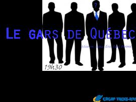 Le gars de Québec