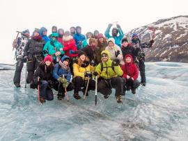 Du 8 au 19 mars 2015, 17 étudiants et étudiantes en Sciences humaines ont visité l'Islande dans le cadre du cours d'intégration des acquis du programme.