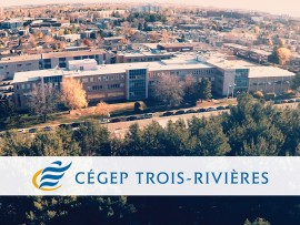 photo aerienne cegep