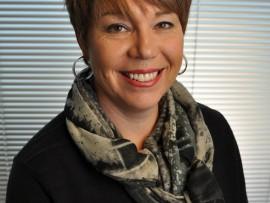 Caroline Gauthier, présidente du conseil d'administration