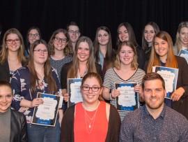 Tous les étudiants gagnants de la deuxième édition de la Grande Expo