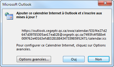 Outlook Abonnement 4