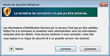 Wi-Fi Windows 7 étape 5