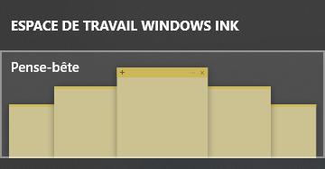 Windows 10 - Sticky étape 3