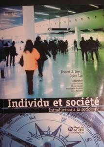 Individu et société - Introduction à la sociologie