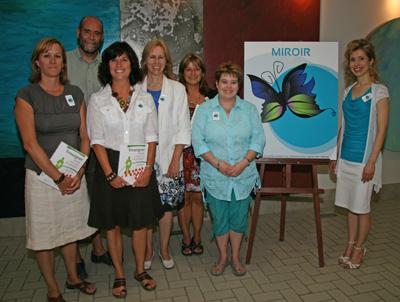 Les mentors du projet MIROIR