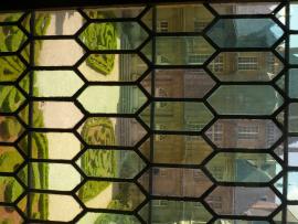 Un vitrail Musée Carnavalet
