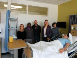 délégation internationale soins informiers