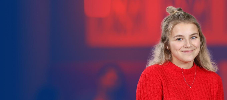 Lorie Ubartas-Gauthier | Sciences humaines - Administration | Des Pionniers