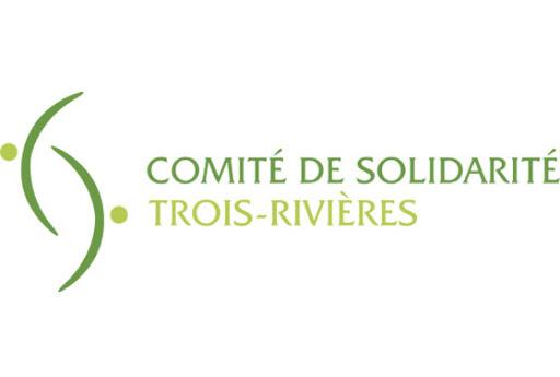 Logo comité de solidarité de Trois-Rivières