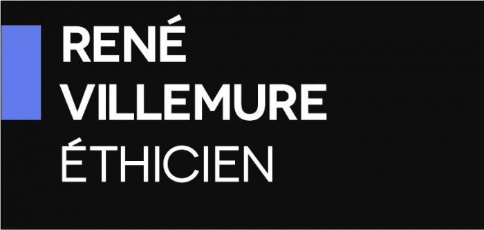 Logo de René Villemure, éthicien